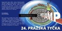 Pražská tyčka 2015 - pozvánka