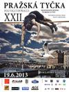Pražská tyčka 2013 - plakát ke stažení