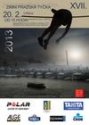 Zimní pražská tyčka 2013 - plakát ke stažení