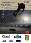 Zimní pražská tyčka 2014 - plakát ke stažení